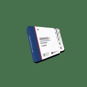 Deus Medical Arimimed 1 – 1Mg X 50 Tabs