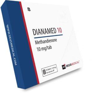Deus Medical Dianamed 10