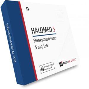 Deus Medical Halomed 5