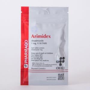 Pharmaqo Labs Armidex 50 tabs x 1mg