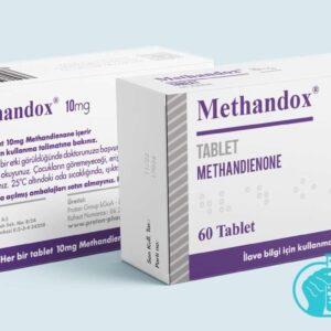 Proton Pharma (Dianabol) Methandox 50 x 10mg