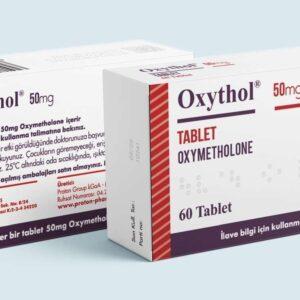 Proton Pharma (Anadrol) Oxythol 50 x 50mg