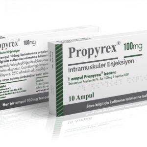Proton Pharma (Test Prop) Propyrex – 100mg