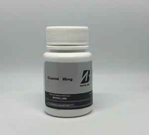 BioTeq Labs PCT RANGE – Clomid 25mg Tablets