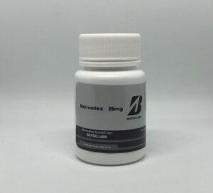 BioTeq Labs PCT RANGE – Nolvadex 25mg Tablets