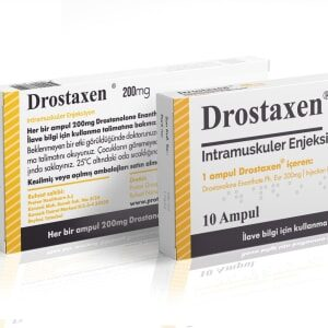 Proton Pharma (Drostanolone Enanthate) Drostaxen 200MG
