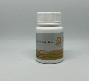 BioTeq Labs Turinabol 10mg Tablets