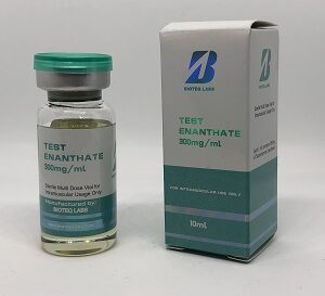 BioTeq Labs Testosterone Enanthate ( Test E ) 300mg/ml